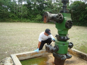 """water of formation"" pump"