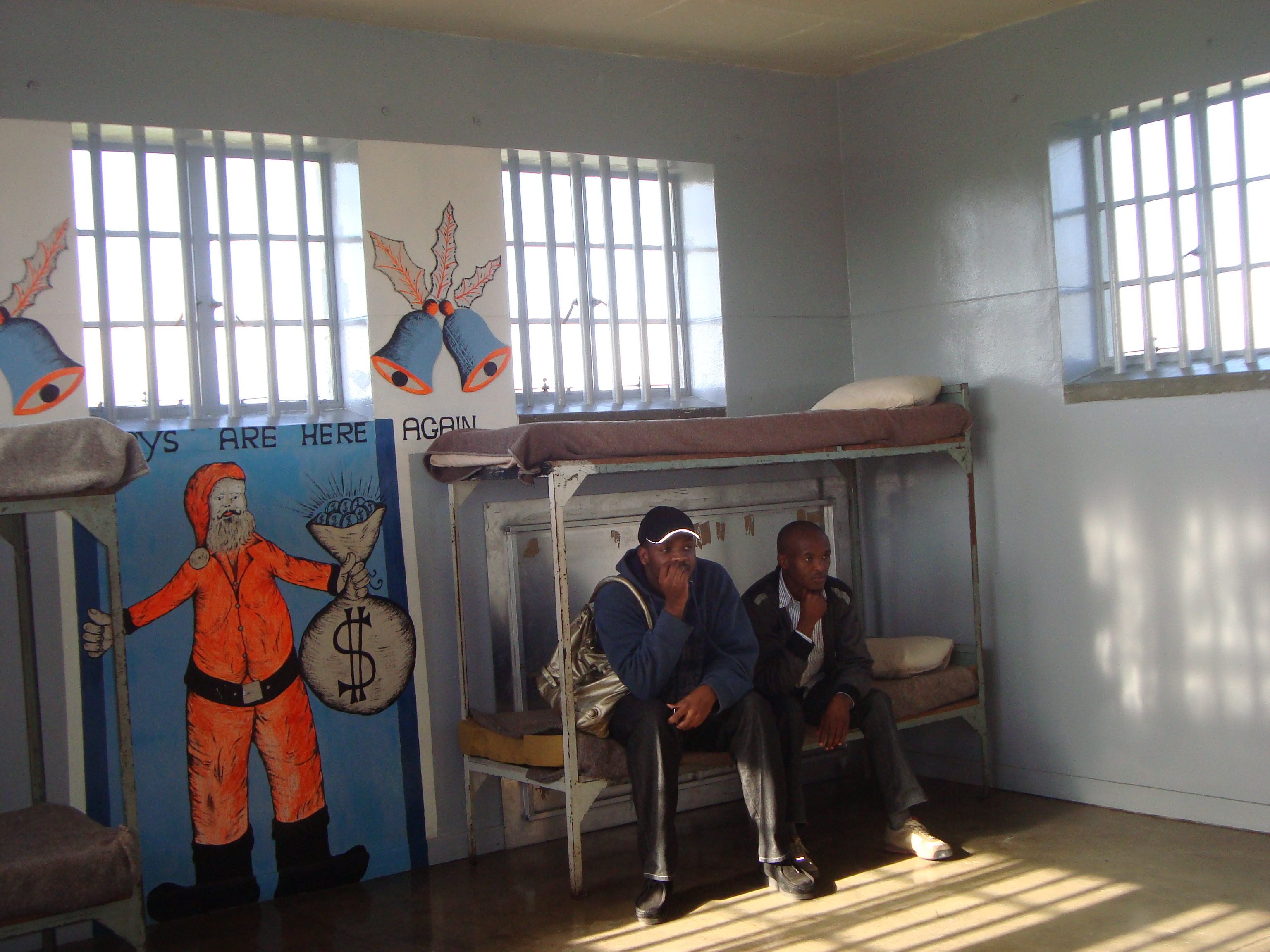 Robben Island Cell